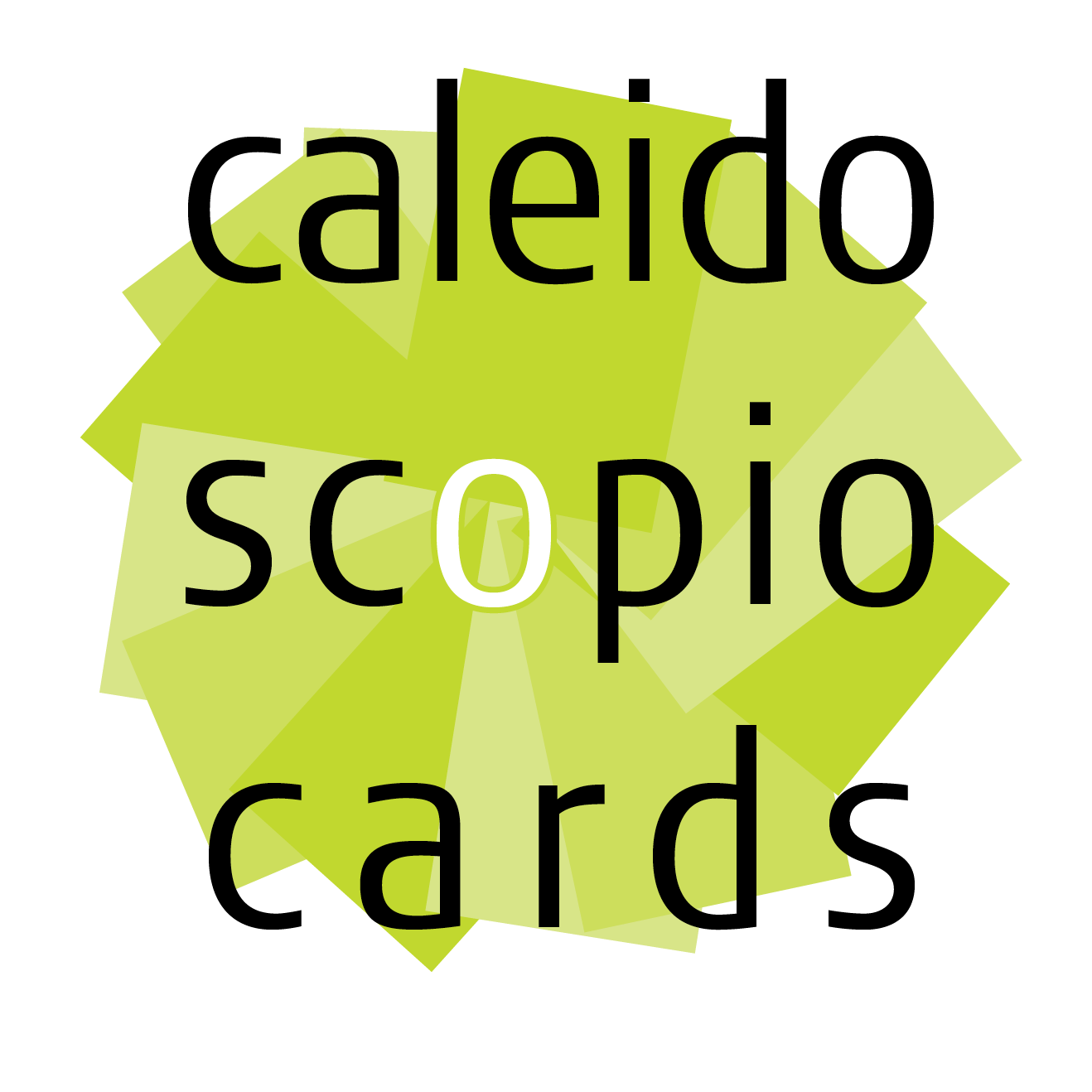 Caleidoscopio Cards